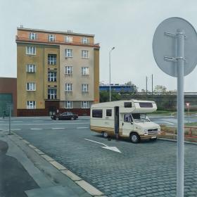 Prosecká street