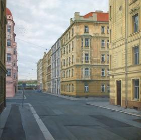 Janovského street